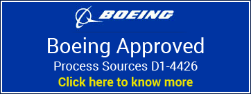 Boeing Approved Authorized Vendor